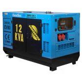 Генератор дизельний EnerSol SKDS-12E-3B