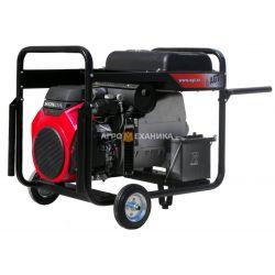 Бензиновый генератор AGT 16003 HSBE R16