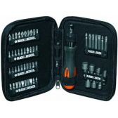 Набор инструментов Black&Decker A7104
