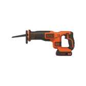 Сабельная пила Black&Decker BDCR18 - 18 В Li-Ion