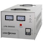 Стабилизатор напряжения сервоприводный LogicPower LPМ-30000SD