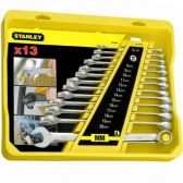 Набор ключей гаечных комбинированных STANLEY 4-94-648
