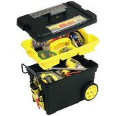 "Ящик большого объема с колесами ""Pro Mobile Tool Chest"" 1-92-083"