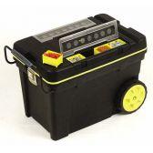 """Ящик большого объема с колесами """"Pro Mobile Tool Chest"""" 610х375х420 мм, 1-92-904"""