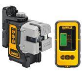 Лазерный уровень DeWalt DW089KD