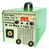 Полуавтомат инверторный АТОМ I-180 МIG/MAG