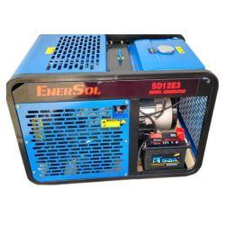 Дизельный генератор трехфазный 13кВА EnerSol SD-12E-3