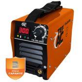 Cварочный инвертор - ТехАС ММА 300 (дисплей) - ТА-00-008
